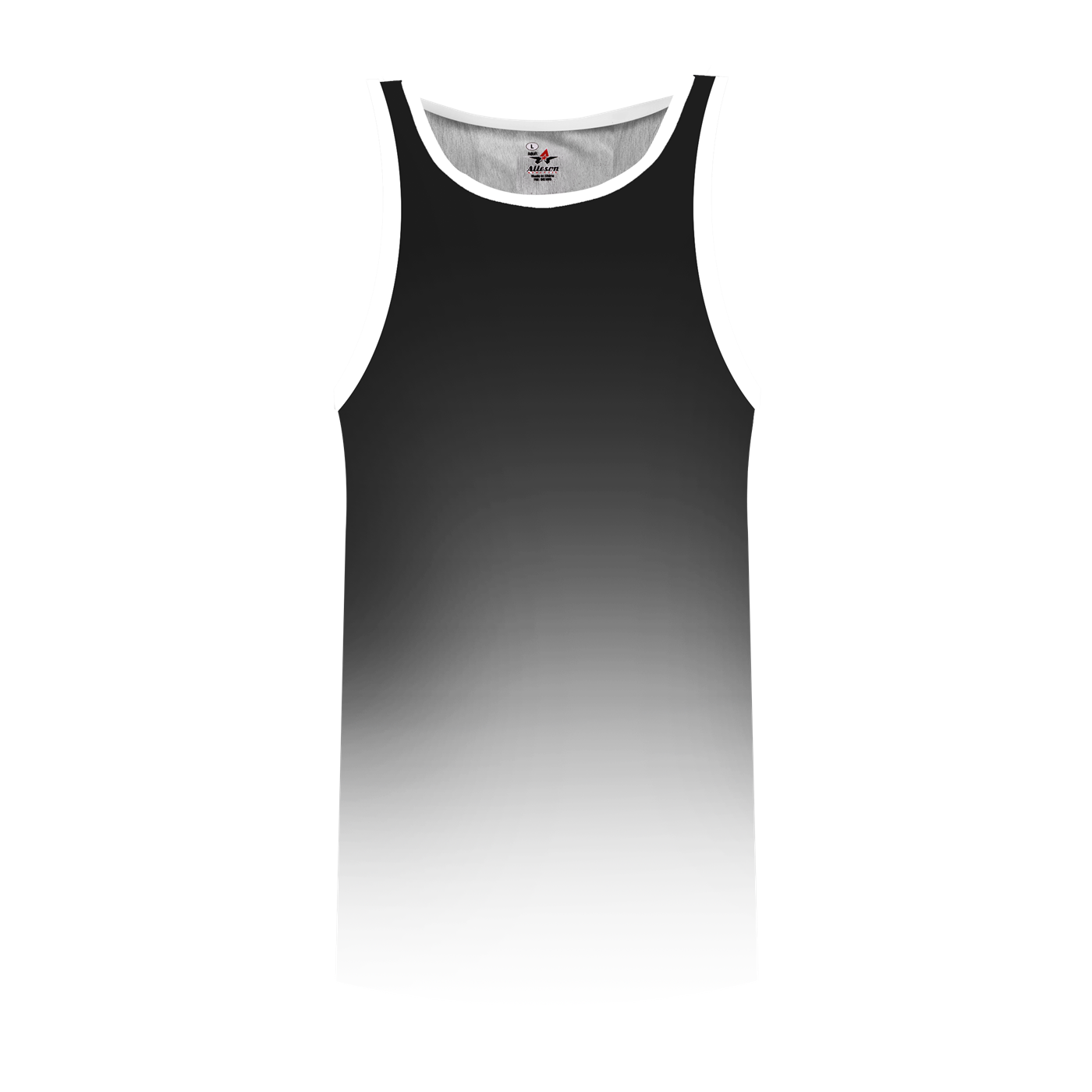A8669_Ombre_Track_Singlet_BK