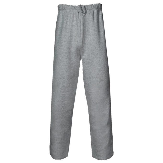 Open Bottom Fleece Pant