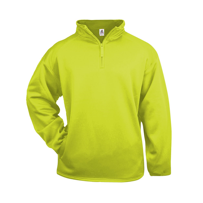 Perf. Fleece 1/ 4 Zip