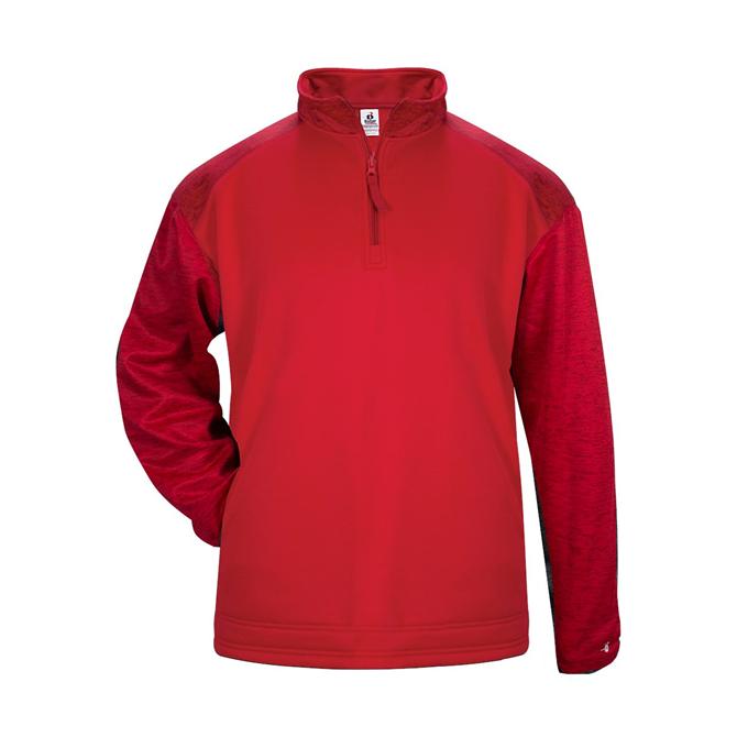 Sport Tonal Blend Fleece 1/4 Zip
