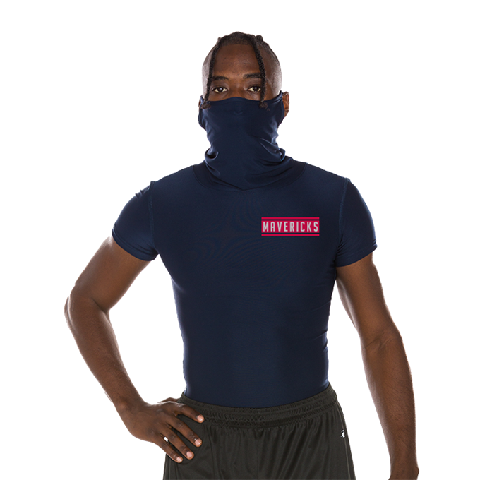 2B1 Pro-Compression Crew with Mask