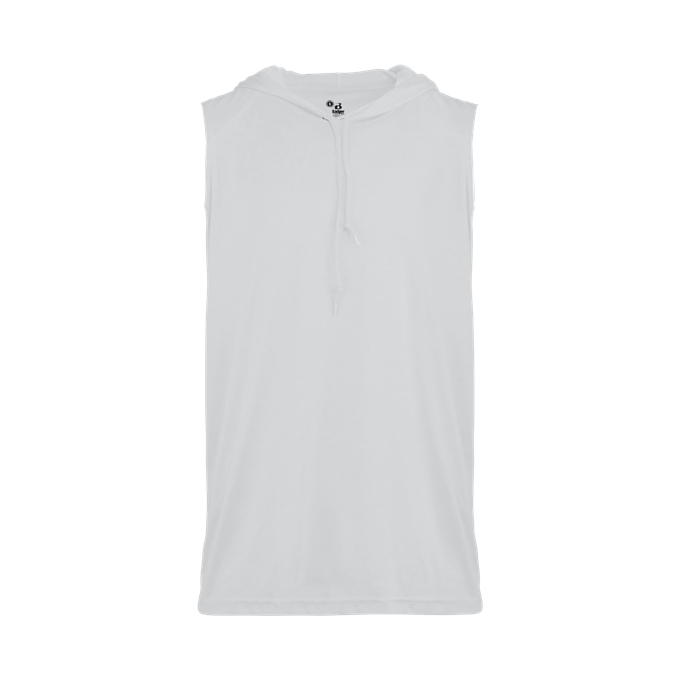 B-Core Sleeveless Youth Hood Tee