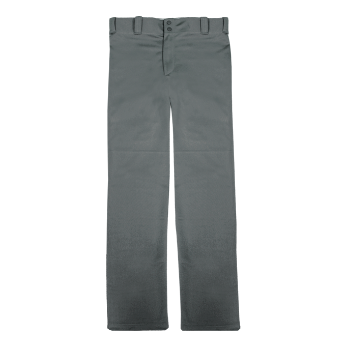 Details about  /Badger Big League Youth Baseball Pant  Style #2295 Graphite YM YL YXL