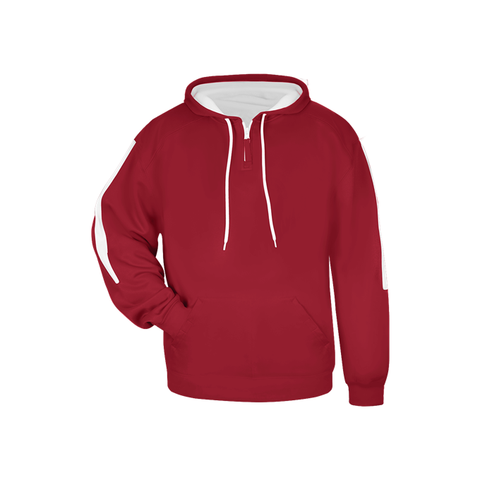 Sideline Fleece Youth Hood
