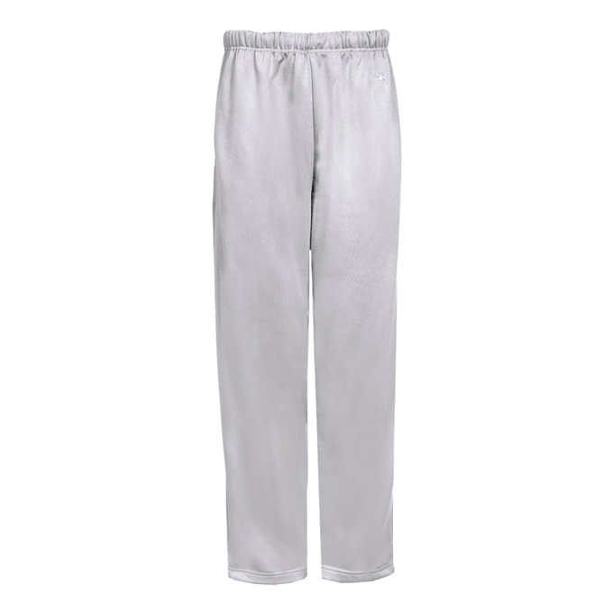 Perf. Fleece Open Bottom Youth Pant