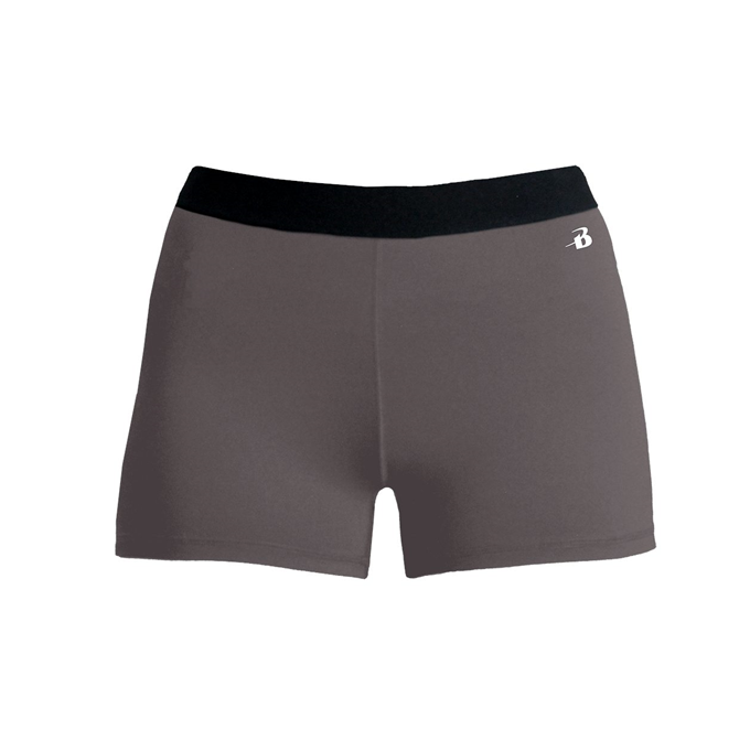 Pro-Compression Girls' Short