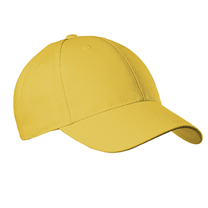 Youth Six Panel Baseball Cap