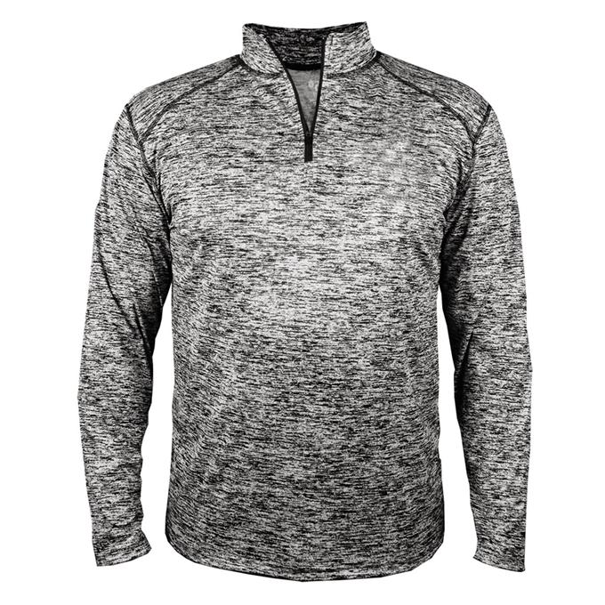 Official Website Men's Lightweight Active 1/4-zip Stretch Pullover Royal Blue Sz Xl New Men's Clothing Activewear Tops