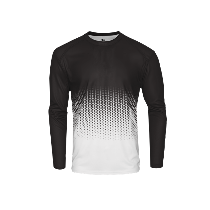 Hex Youth Long Sleeve Tee
