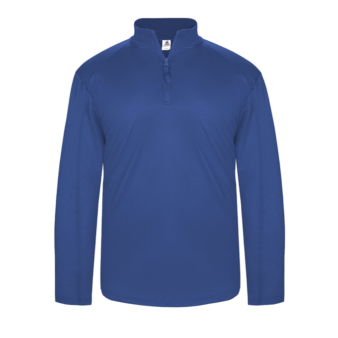1/4 Zip Lightweight Pullover