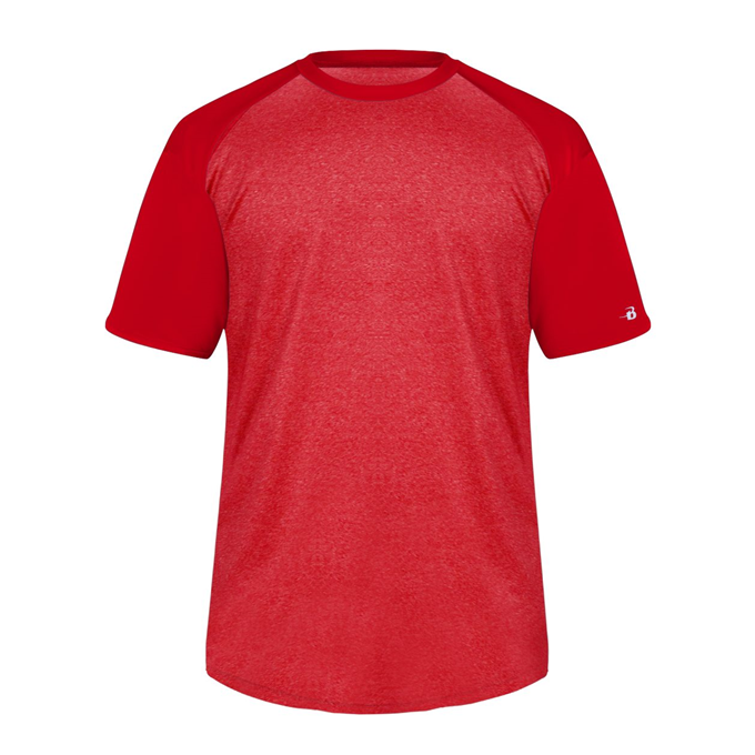 Sport Heather Tonal Tee