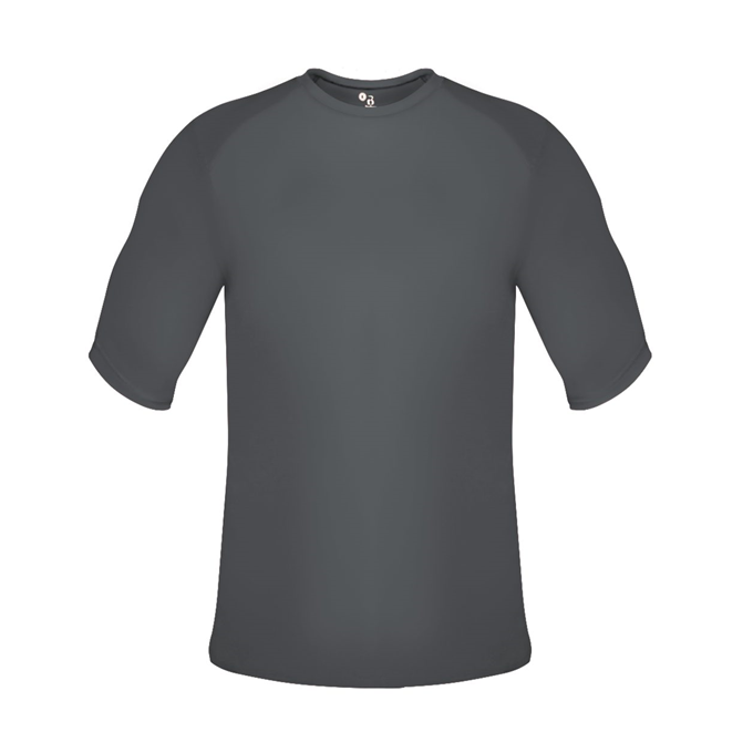 Fitted 1/2 Sleeve Tee