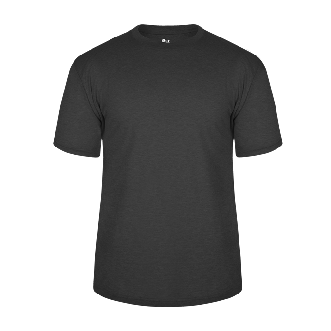 b03296f2 Tri-Blend Tee | Badger Sport - Athletic Apparel