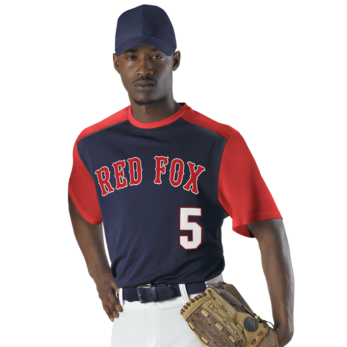 Adult Crew Neck Baseball Jersey