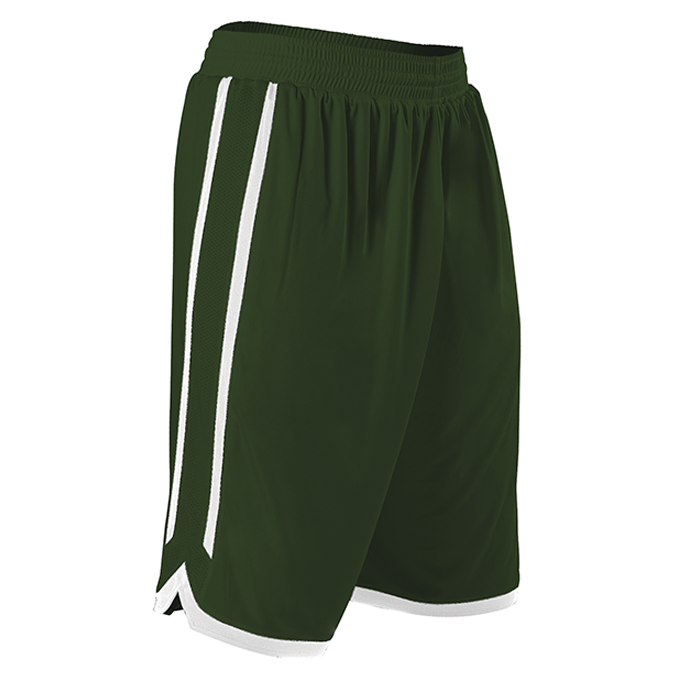 Mens Reversible Basketball Short