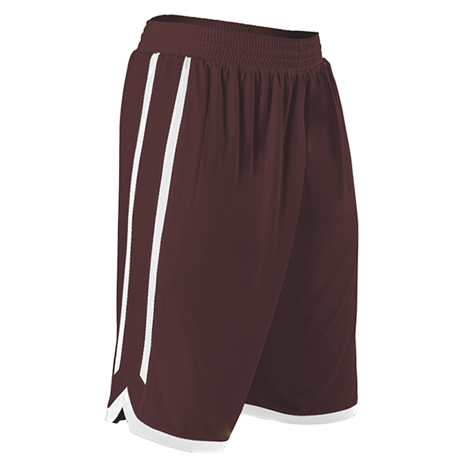 Youth Reversible Basketball Short