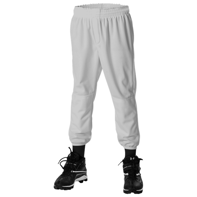 Adult Pull Up Baseball Pant