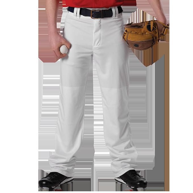 Adult Adjustable Inseam Baseball Pant