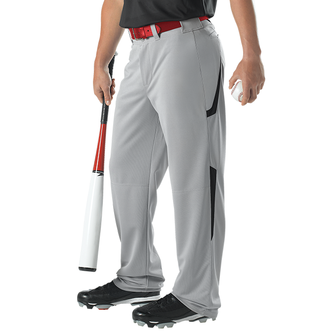 Adult Two Color Baseball Pant