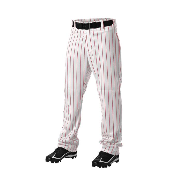Adult PinStripe Baseball Pant