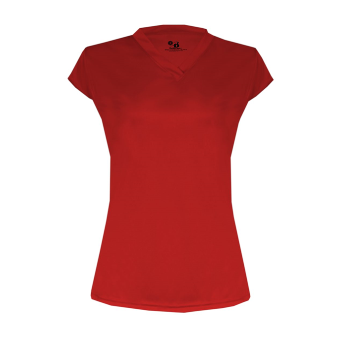 B-Core Cap Sleeve Women's Jersey