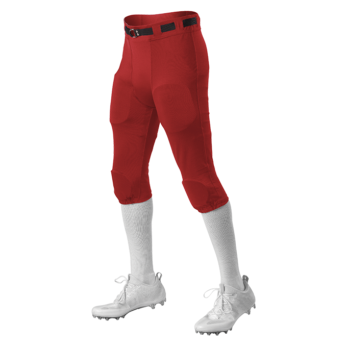 Youth Integrated Knee Pad Football Pant