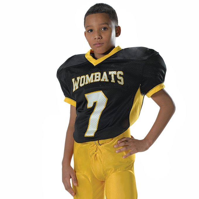 Youth Elusive Football Jersey