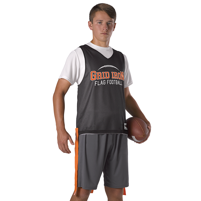 Adult Swift Mesh Reversible Flag Football Jersey