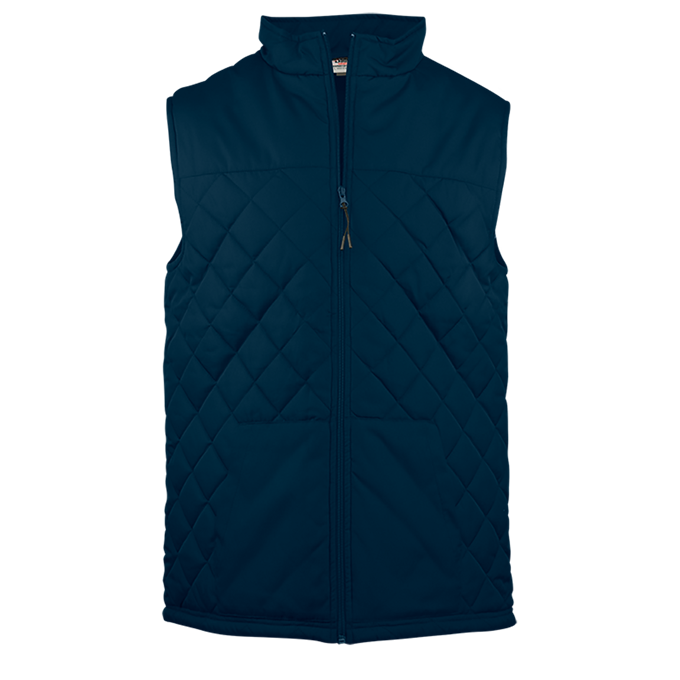 Quilted Youth Vest
