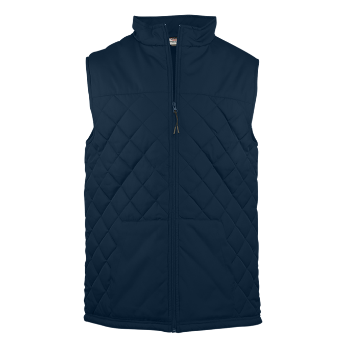 Quilted Women's Vest