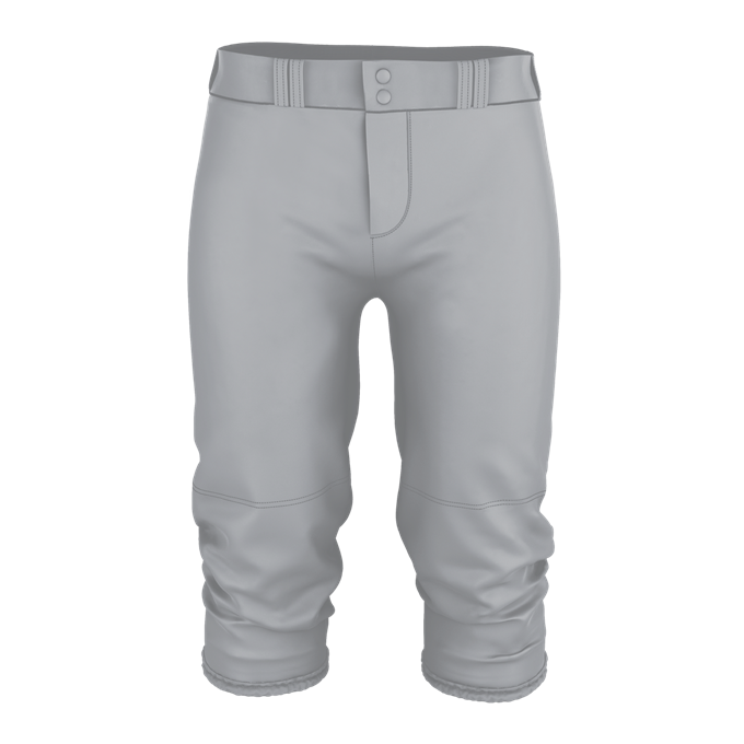 Adult Baseball Knicker Pant