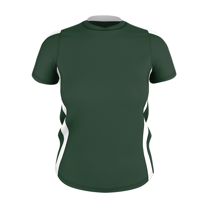 Womens Fastpitch Crew Neck Jersey