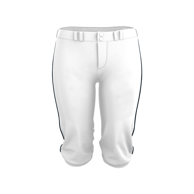 Girls Belt Loop Fastpitch Pant