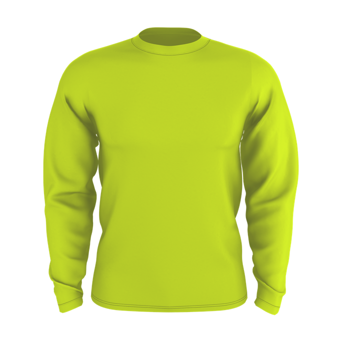 Youth Long Sleeve Goalie Soccer Jersey