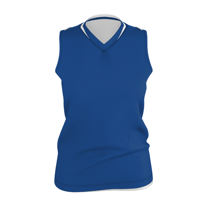 Girls Reversible Basketball Jersey