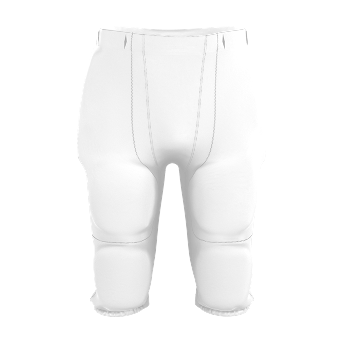 Youth No Fly Football Pant With Slotted Waist