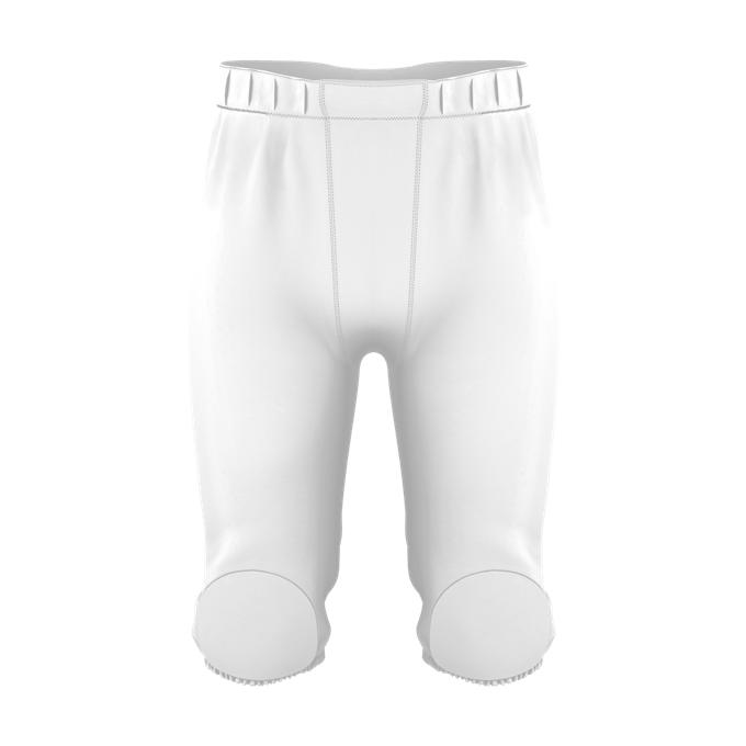 Adult Integrated Knee Pad Football Pant