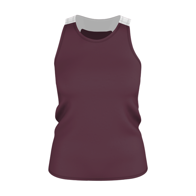 Womens Loose Fit Track Tank