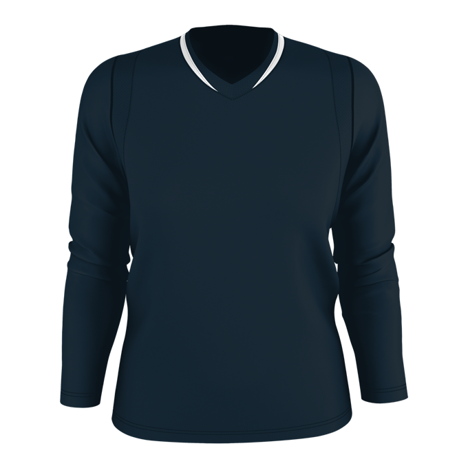 Womens Long Sleeve Volleyball Jersey