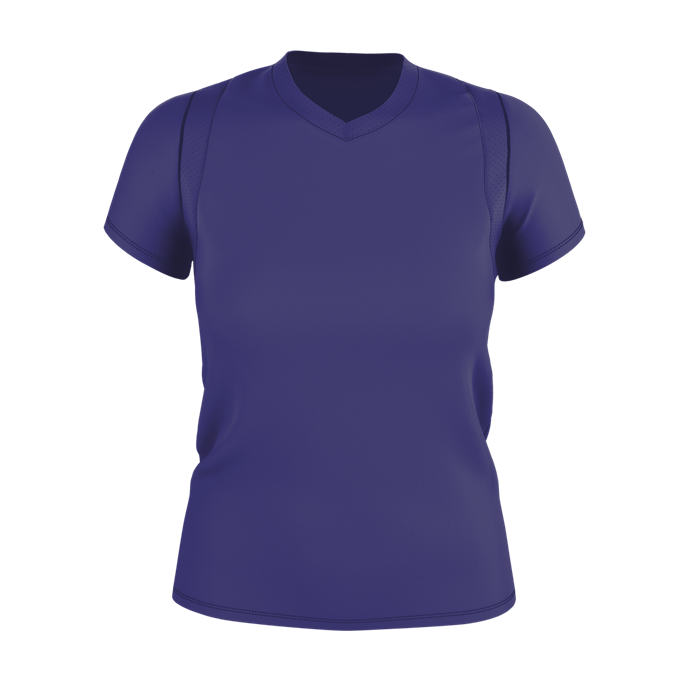 Womens Short Sleeve Volleyball Jersey