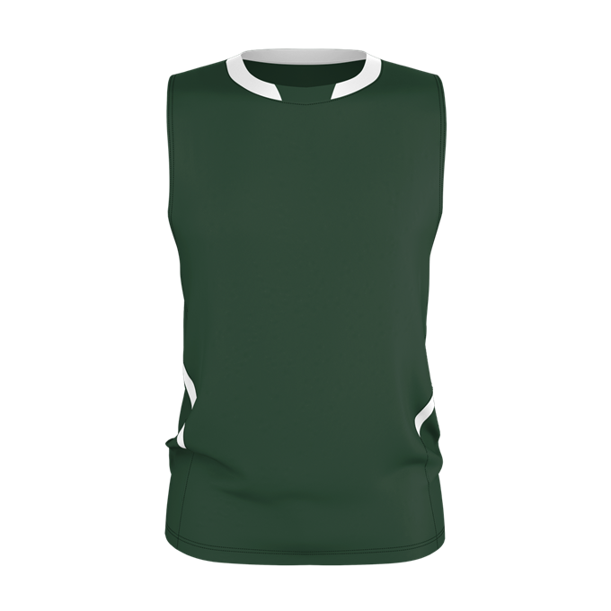 Youth Cut Block Sleeveless Volleyball Jersey