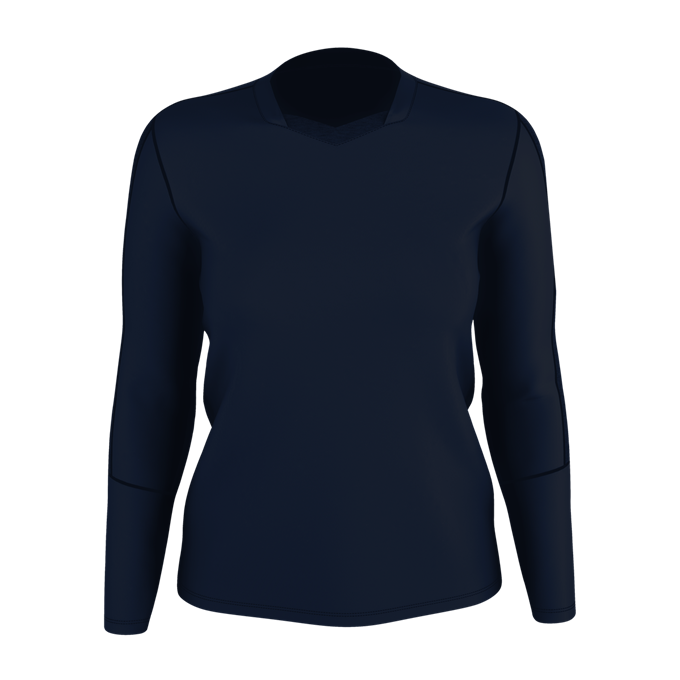 Womens Dig Long Sleeve Volleyball Jersey