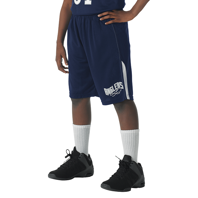 Youth NBA Blank Game Short