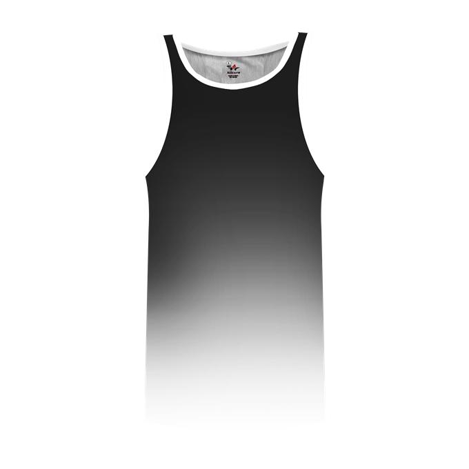 Men's Ombre Track Singlet