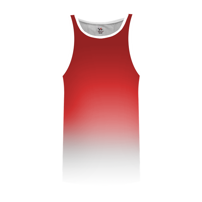 Youth Ombre Track Singlet