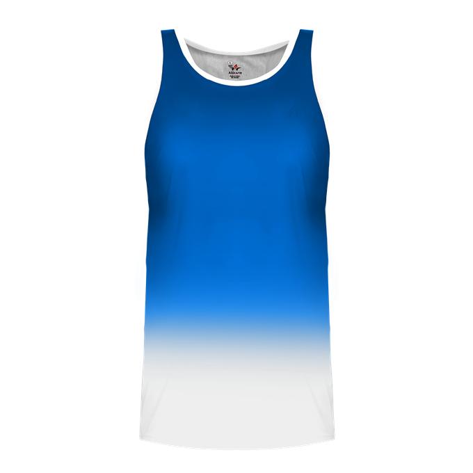 Women's Ombre Track Singlet