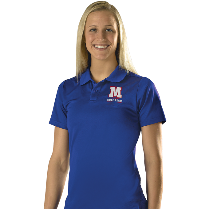 Womens Gameday Polo