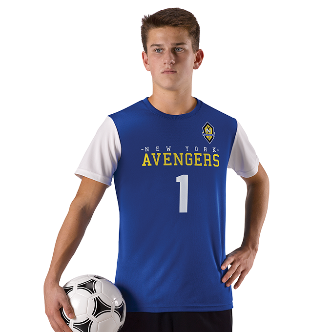 Youth Striker Soccer Jersey