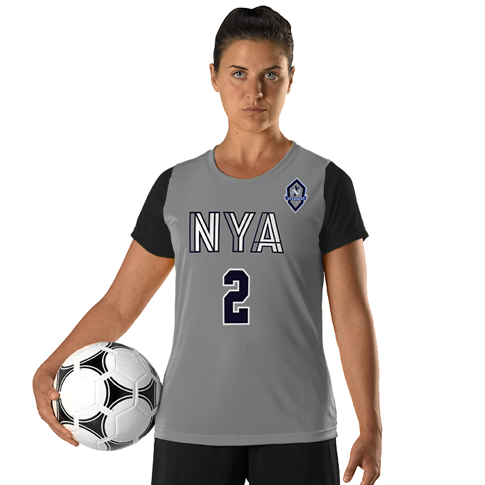 Womens Striker Soccer Jersey
