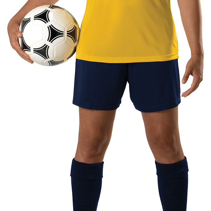 Womens Striker Soccer Short